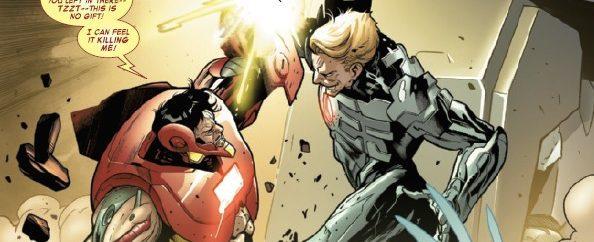 Tony Stark Iron Man #17 (Review)