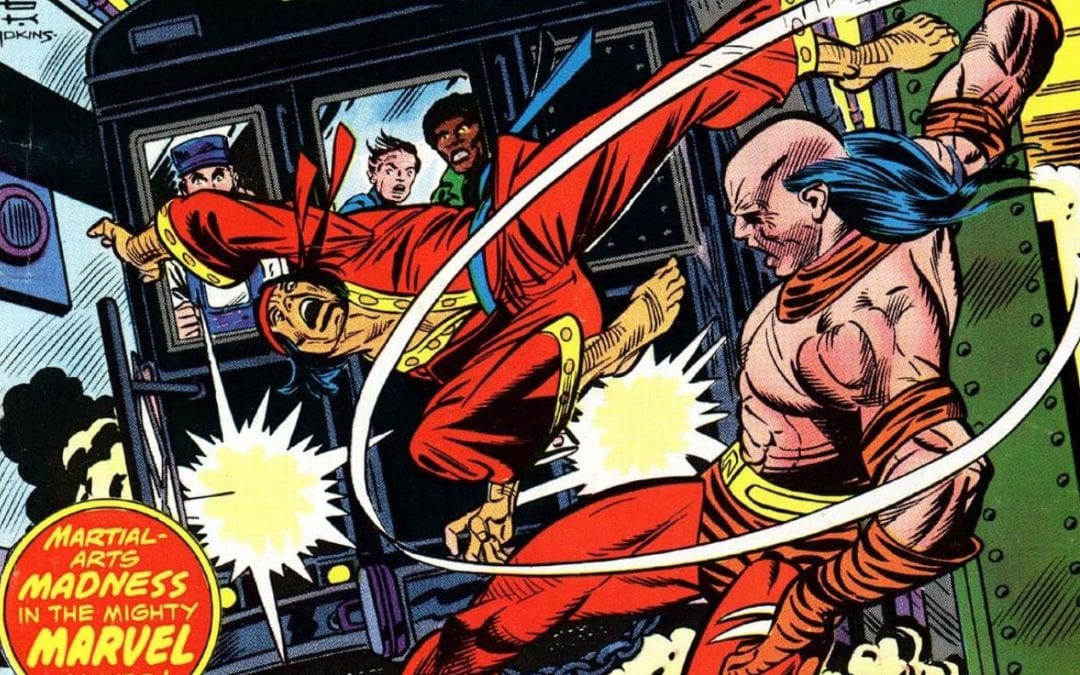 Scoopcast #2 Shang Chi Villains (Video)