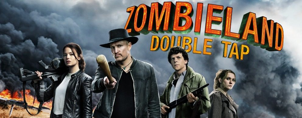 'ZOMBIELAND: DOUBLE TAP' (REVIEW)