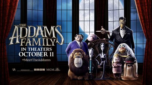 The Adams Family (Review)