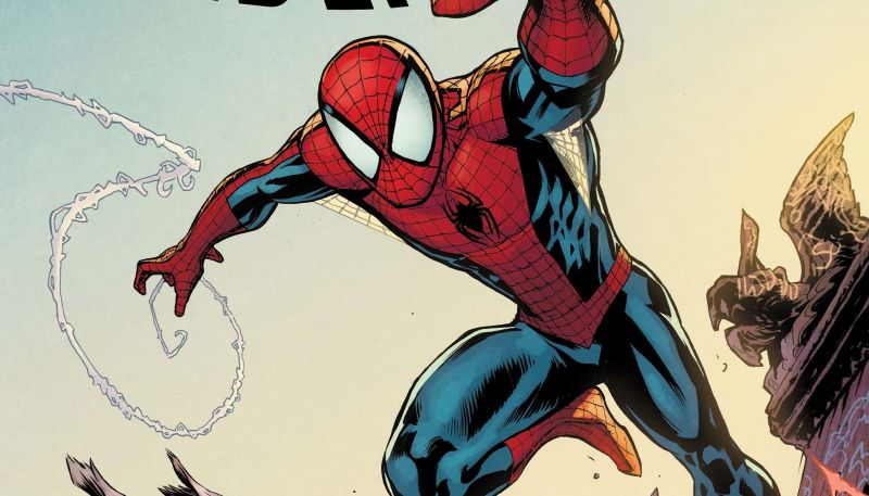 THE AMAZING SPIDER-MAN #32 (REVIEW)