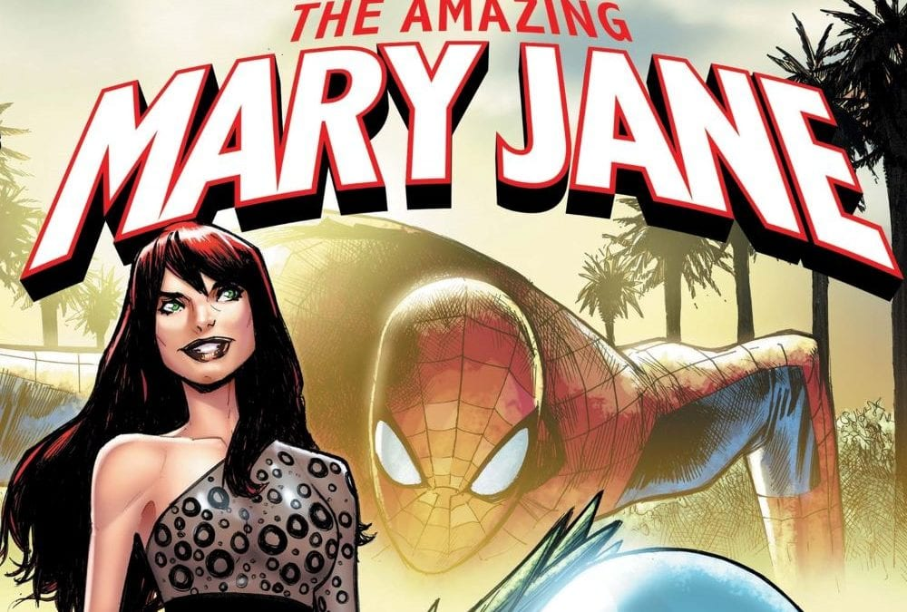 The Amazing Mary Jane #1 Review