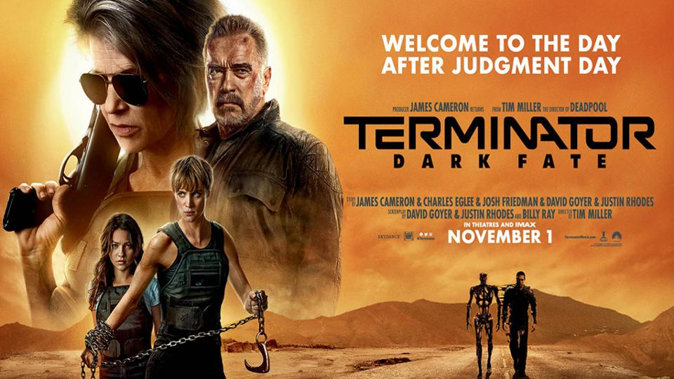'Terminator: Dark Fate' (REVIEW)
