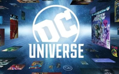 The Scoopcast – Episode 1 The Future of the DC Universe (Video)