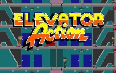 Elevator Action – 1983 Taito GenX Arcade Original Playthrough (and MORE!) – GenXGrownUp Live