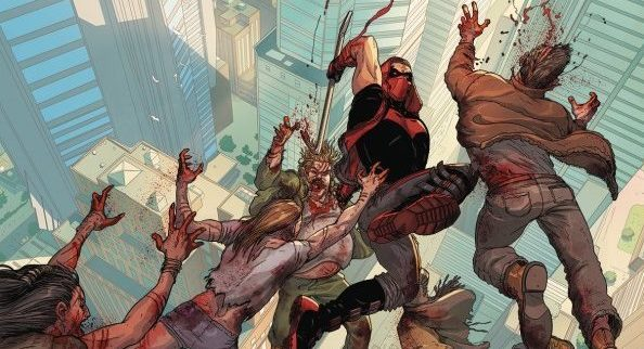 Red Hood: Outlaw #39 (REVIEW)