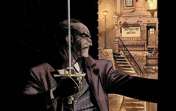 Batman: Curse of the White Knight #4 (REVIEW)