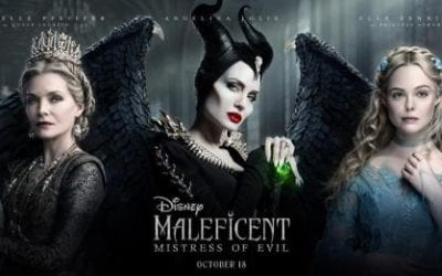 'Maleficent: Mistress Of Evil' Movie (Review)