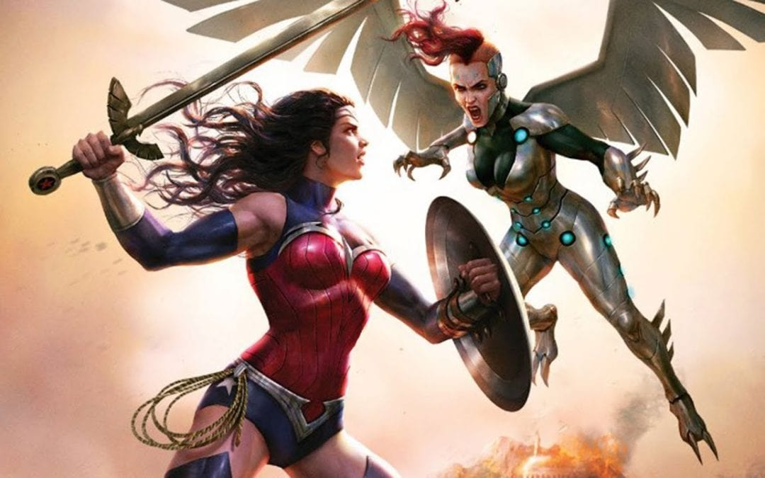 Wonder Woman: Bloodlines (Review)