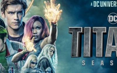 Titans Season 2 Mid-Season Recap and Review