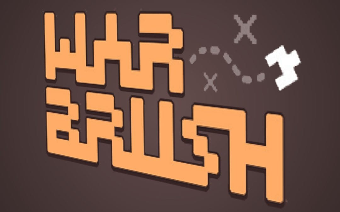Splatoon + Combat + Qix = War Brush Indie Game!  – GenXGrownUp Live