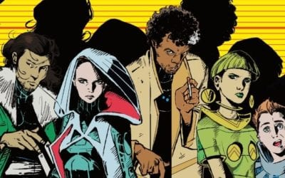 Heist or How to Steal a Planet #1 (Review)