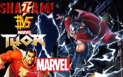 What Happens Next: Thor vs. Shazam