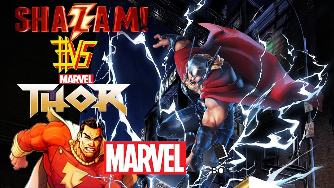 What Happens Next: Thor vs. Shazam