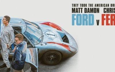 'FORD V FERRARI' (REVIEW)