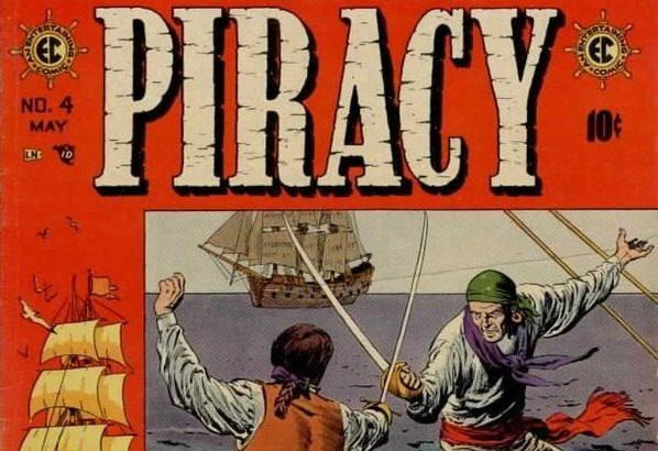 Piracy in Comics