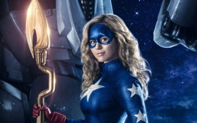 Exclusive: DC's 'Stargirl' Episode Titles Confirm the Brainwaves, Icicle, & Stars and STRIPE Influence; Writers Room Includes Comics Veteran James Dale Robinson, Melissa Carter, Taylor Streitz, & More