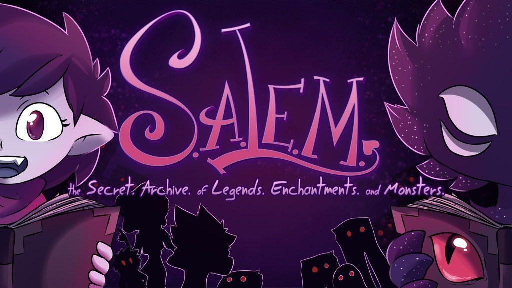 "Geek To Me Radio #160: Samantha Sawyer on ""S.A.L.E.M."" Cartoon-Martin Pierro on ""From Blood"" Comic"