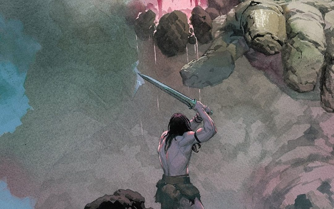 Conan the Barbarian #11 (Review)