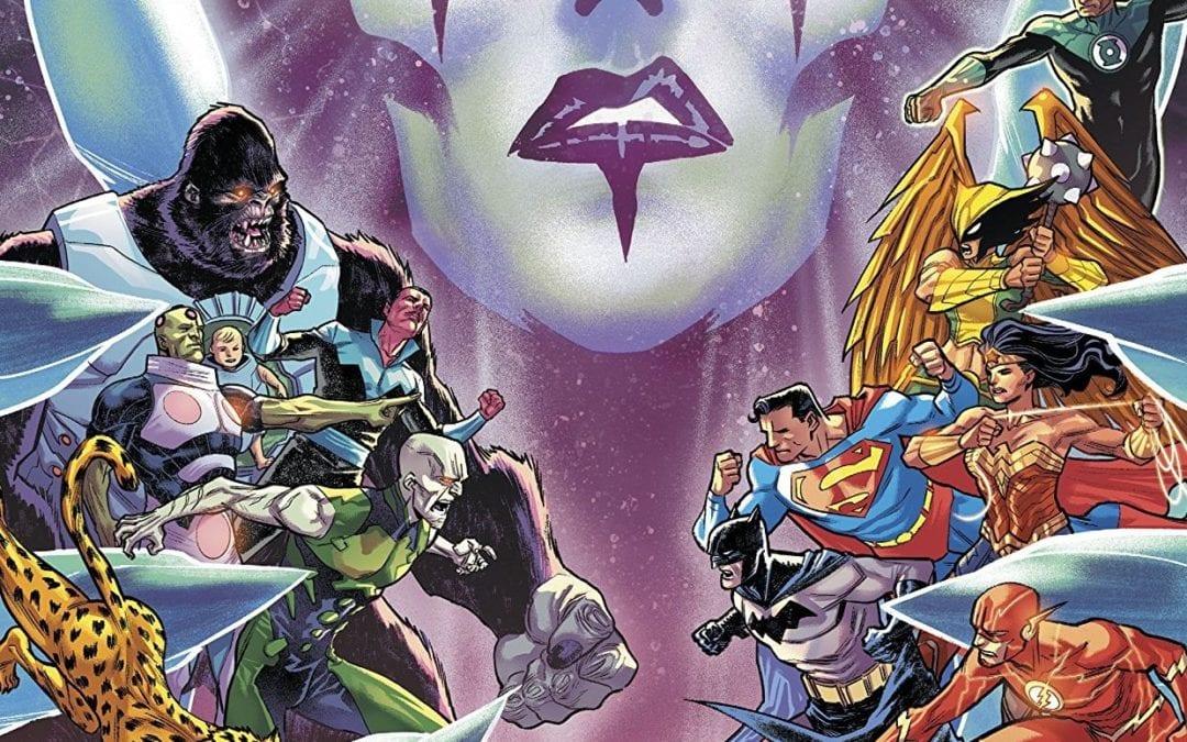 Justice League #36 (Review)