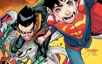 Exclusive: The CW's 'Superman & Lois' May Feature Superboy & Robin, aka The Super Sons