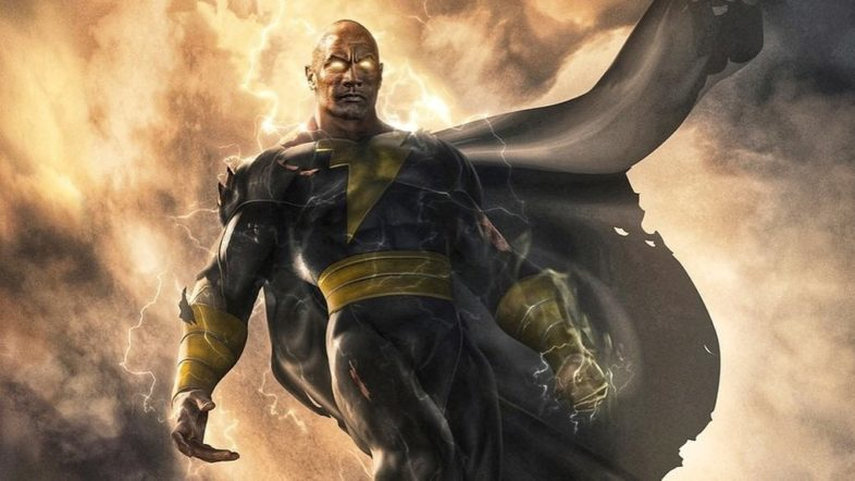 Jaume Collet-Serra's 'Black Adam' Will Release December 22, 2021, Confirms Dwayne Johnson