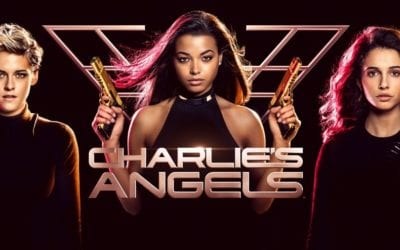 CHARLIE'S ANGELS (REVIEW)