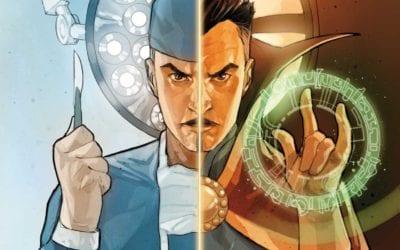 Dr. Strange #1 (YouTube Trailer)