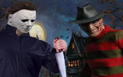 What Happens Next: Freddy vs. Michael Myers
