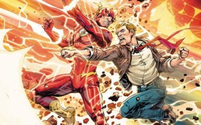DC Celebrates 750 Issues of The Flash