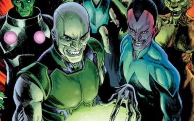 Justice League #35 (Review)