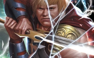 HE-MAN AND THE MASTERS OF THE MULTIVERSE #1 (REVIEW)