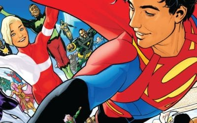 Legion of Super Heroes #1 (Review)