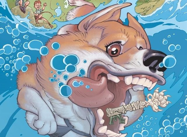 Locke and Key: Dog Days One-Shot (Review)