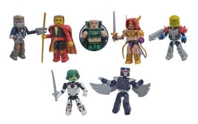 Diamond Select Preview's Its Latest Offerings Including Iron Giant, Birds of Prey, and More!