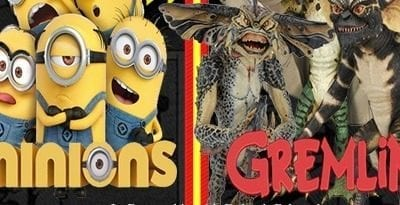 What Happens Next: Minions vs. Gremlins
