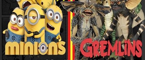 What Happens Next: Minions vs. Gremlins
