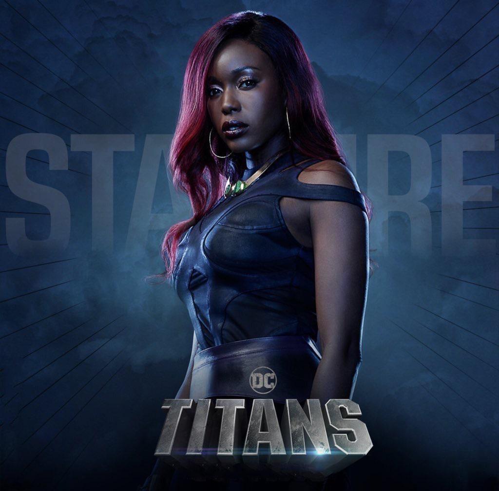 Titans Starfire Season 2