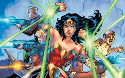 Exclusive DC Preview: Wonder Woman: Come Back to Me #5