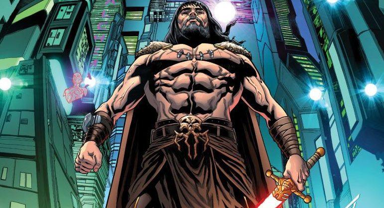Conan 2099 #1 (Review)