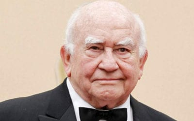 Geek To Me Radio #159: Ed Asner on Playing Lou Grant, Carl Fredricksen, Granny Goodness, Santa Claus, and SO MUCH MORE
