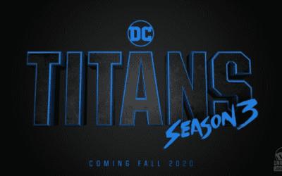 DC's TITANS Renewed for Season 3