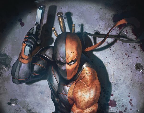 Deathstroke #49 (REVIEW)