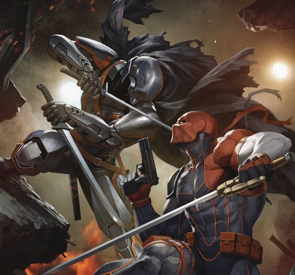 Deathstroke #50 (REVIEW)