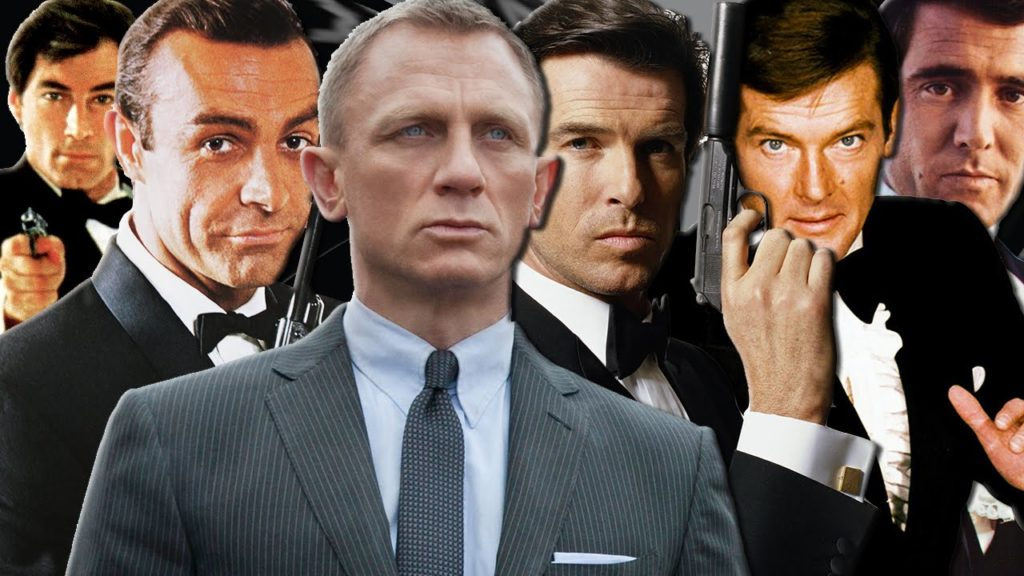 James Bond Films Ranked From Worst To Best Gww