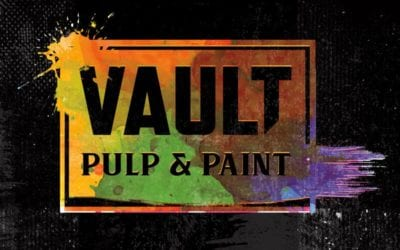 """Vault Comics Announces """"Pulp and Paint"""" Covers for 2020"""