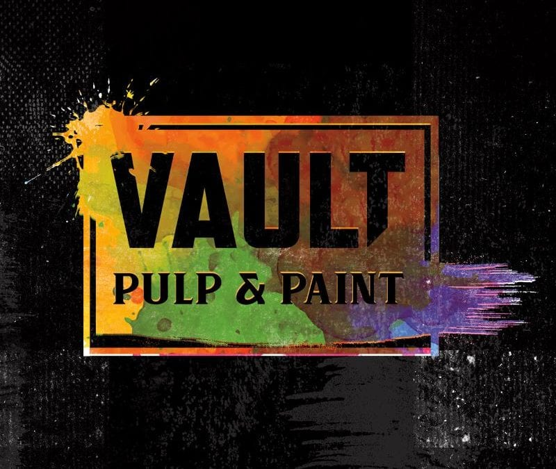 "Vault Comics Announces ""Pulp and Paint"" Covers for 2020"