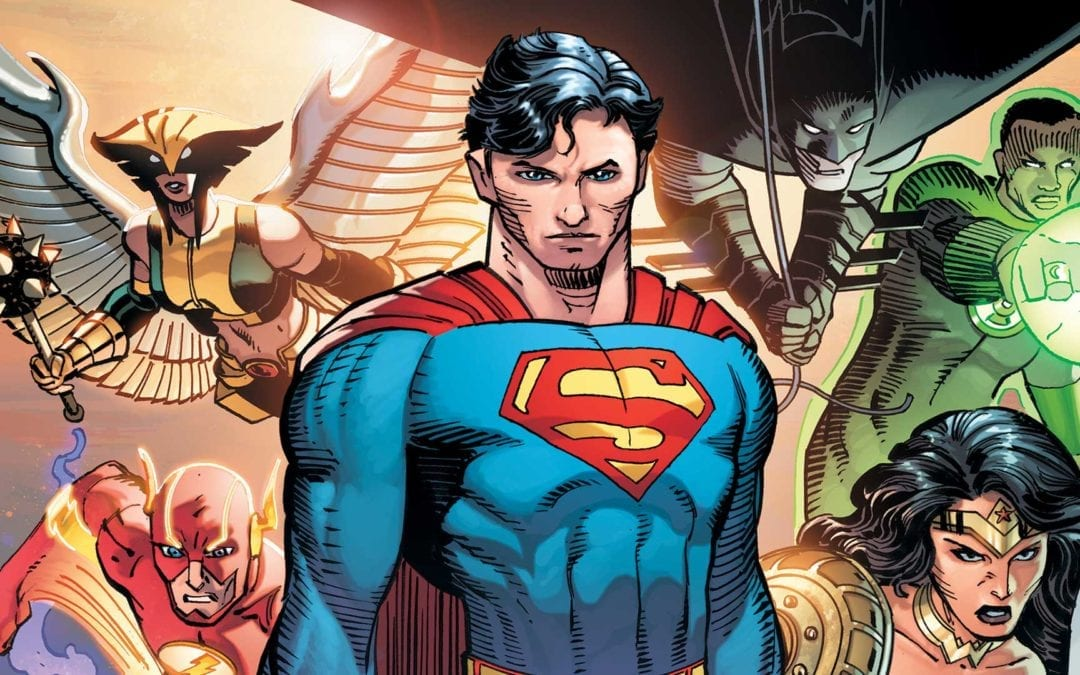 ACTION COMICS #1018 (REVIEW)