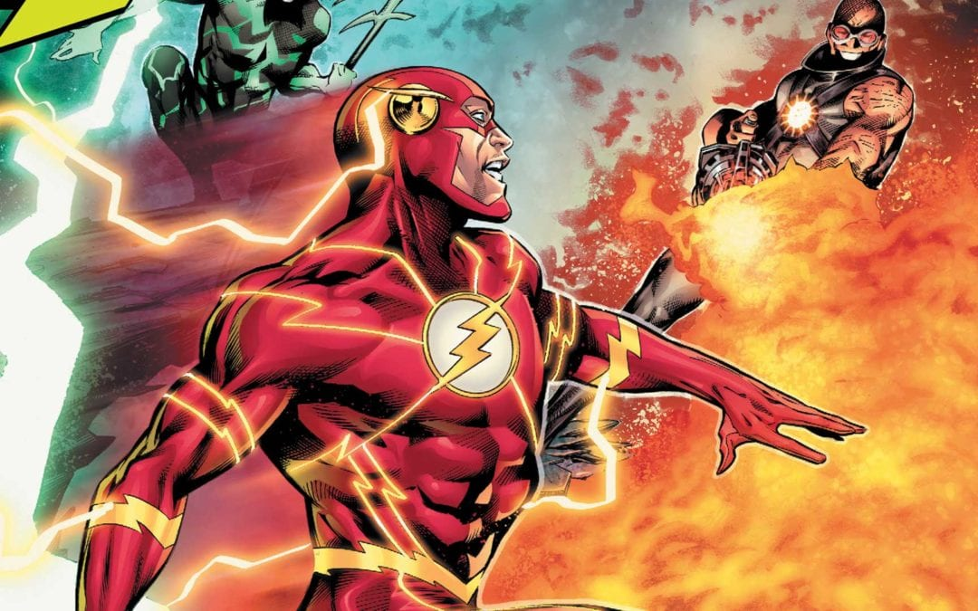 The Flash #84 (Review)