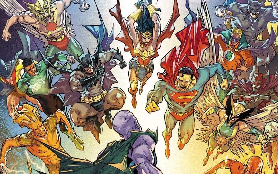 Justice League #38 (Review)